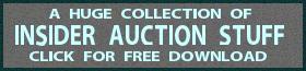 Secret Insider Auction Stuff.